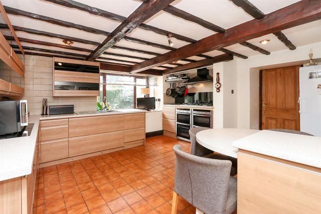 Kitchen of Chesterfield Road, Hardstoft, Chesterfield S45
