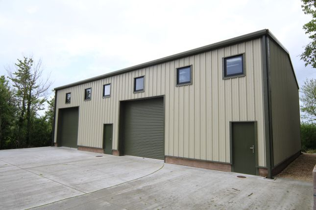 Industrial to let in Units 4&5 Ings Business Park, Crudwell Road, Malmesbury