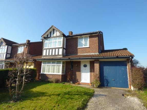 Thumbnail Detached house for sale in Houting, Dosthill, Tamworth, Staffordshire