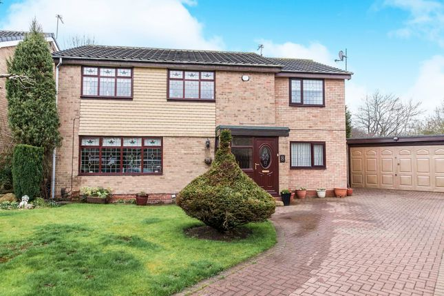 Thumbnail Detached house for sale in Aster Close, Marton-In-Cleveland, Middlesbrough