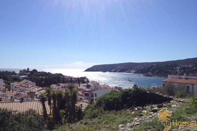 Thumbnail Land for sale in Cadaques, Costa Brava, Catalonia, Spain
