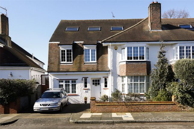 Thumbnail Semi-detached house for sale in York Avenue, London
