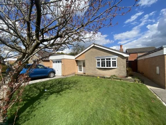 Thumbnail Bungalow for sale in Lorton Close, Fulwood, Preston, Lancashire