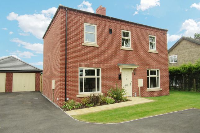 Thumbnail Detached house for sale in Cambridge Road, Whetstone, Leicester