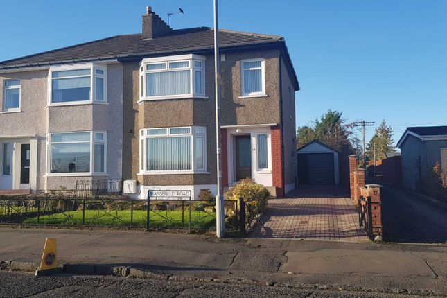 Thumbnail Semi-detached house to rent in Mansefield Road, Clarkston, Glasgow