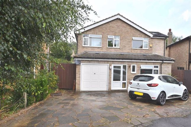 Thumbnail Detached house for sale in Nursery Close, Hertford Road, Stevenage, Herts