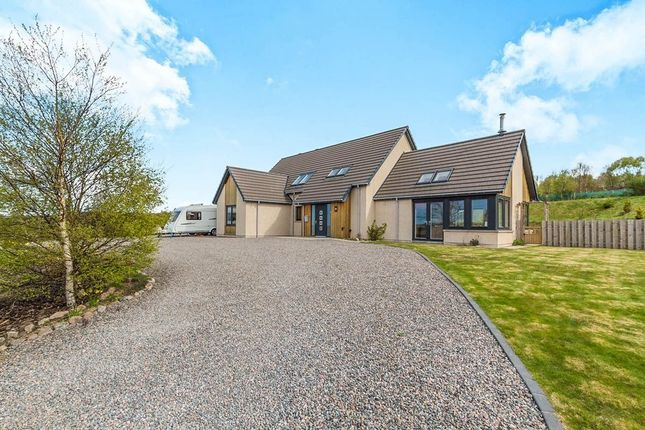 Thumbnail Detached house to rent in Spey Valley Drive, Aberlour