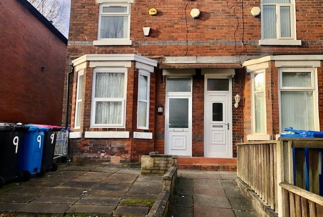 Thumbnail Shared accommodation to rent in Wallness Lane, Salford