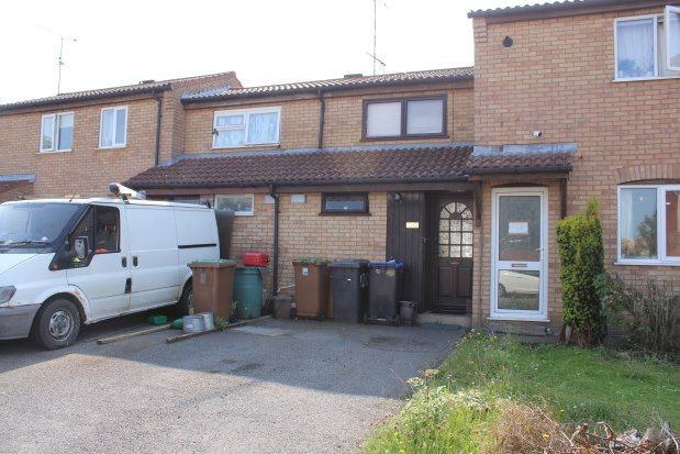 Thumbnail Terraced house to rent in Lincoln Way, Daventry
