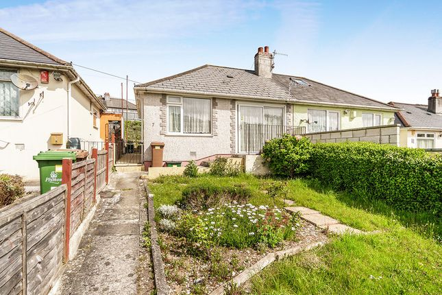 Thumbnail Bungalow for sale in Laira Park Road, Plymouth