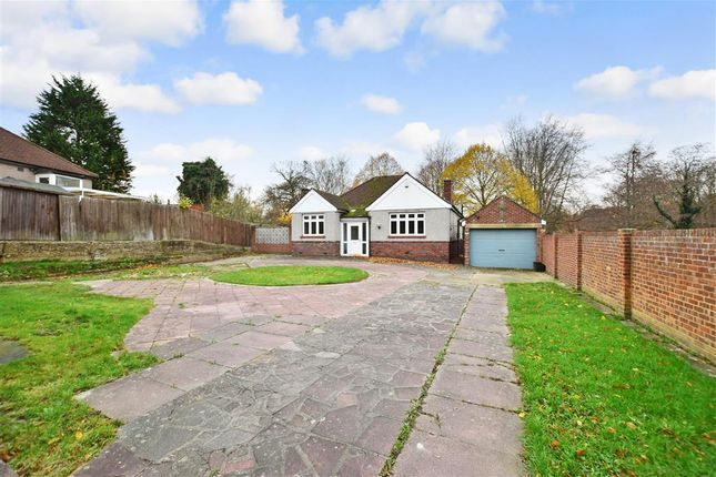 Thumbnail Detached bungalow for sale in Penhill Road, Bexley, Kent