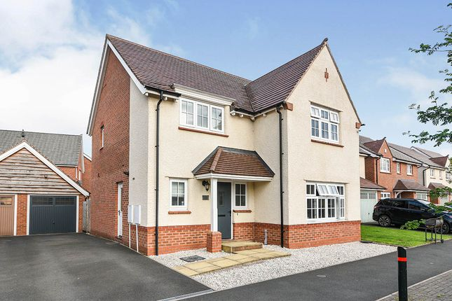 4 bed detached house for sale in Hoop Mill, Hadley, Telford TF1