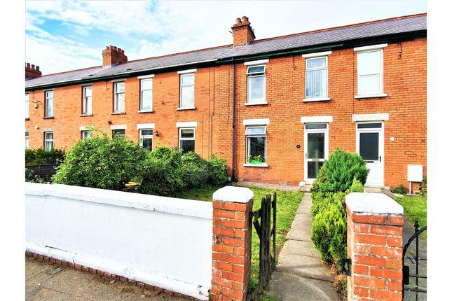 Thumbnail Terraced house for sale in School Road, Belfast