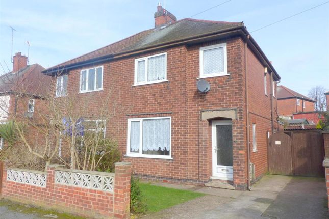 Thumbnail Semi-detached house to rent in Prospect Street, Mansfield