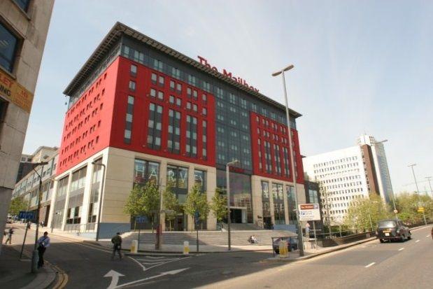 1 bed flat to rent in Wharfside Street, Birmingham
