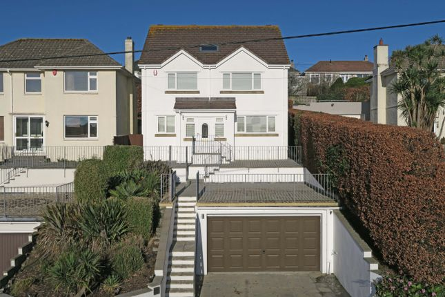 Thumbnail Detached house for sale in Underlane, Plymstock, Plymouth