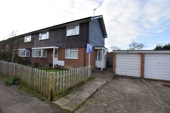 Thumbnail 2 bed flat to rent in 'st Mary's Road, Tonbridge TN9'