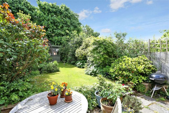 Thumbnail Terraced house for sale in Wendell Road, Wendell Park, London