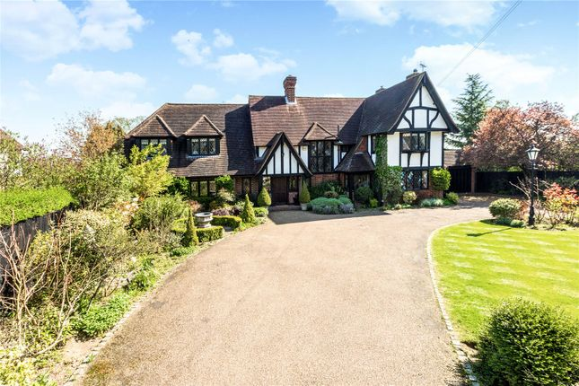 Thumbnail Detached house for sale in Canon Hill Drive, Maidenhead, Berkshire