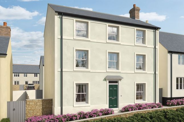 Thumbnail Detached house for sale in Plot 38, Bellacouch Meadow, Chagford