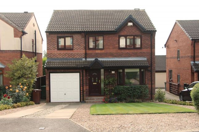 Thumbnail Detached house for sale in Headlands Walk, Ossett