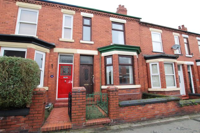 Terraced house for sale in Orford Avenue, Warrington