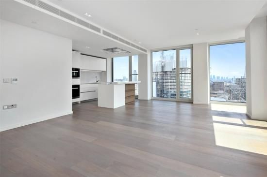Thumbnail Flat to rent in Apartment 22.04, South Bank Tower, 55 Upper Ground, London