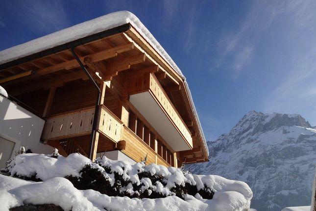 Centre Of Grindelwald, Interlaken-Oberhasli, Bern, Switzerland