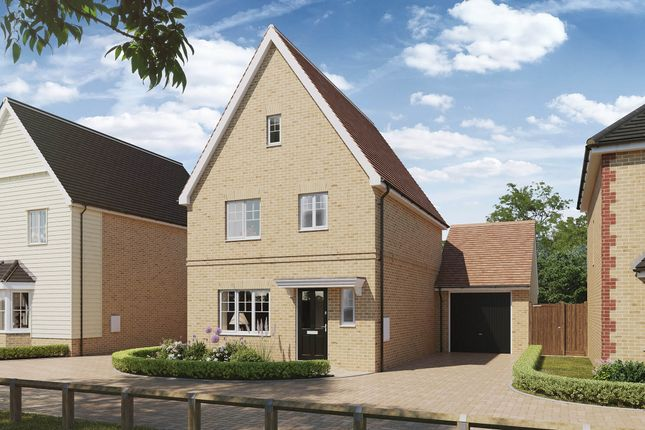 Thumbnail Detached house for sale in The Orchards, Off Ipswich Road, Colchester Essex