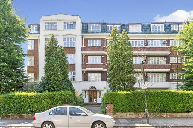 Thumbnail Flat to rent in Acol Road, South Hampstead