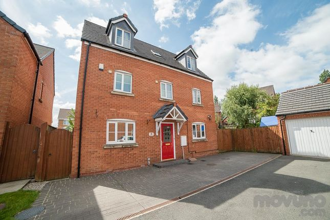Thumbnail Detached house for sale in Devonshire Close, Ince, Wigan
