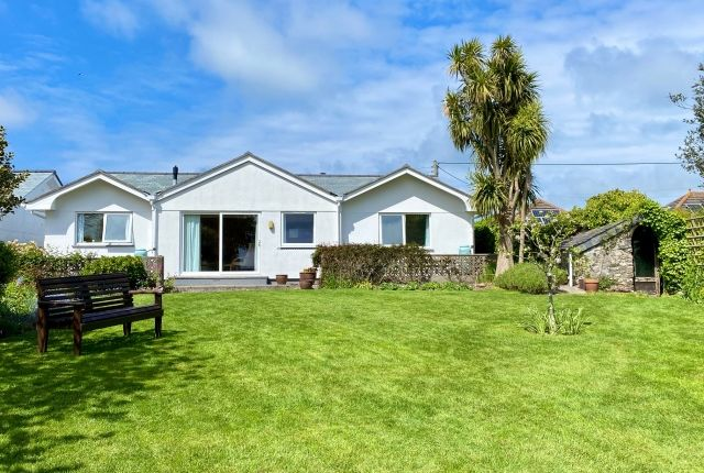Thumbnail Bungalow for sale in Churchtown, St. Minver, Wadebridge