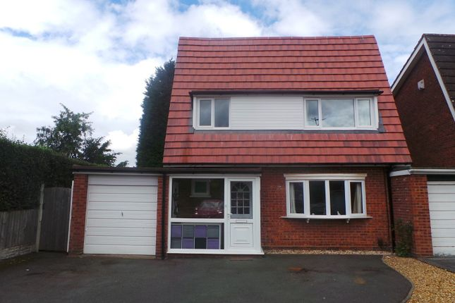 Thumbnail Detached house for sale in Southam Drive, Wylde Green, Sutton Coldfield