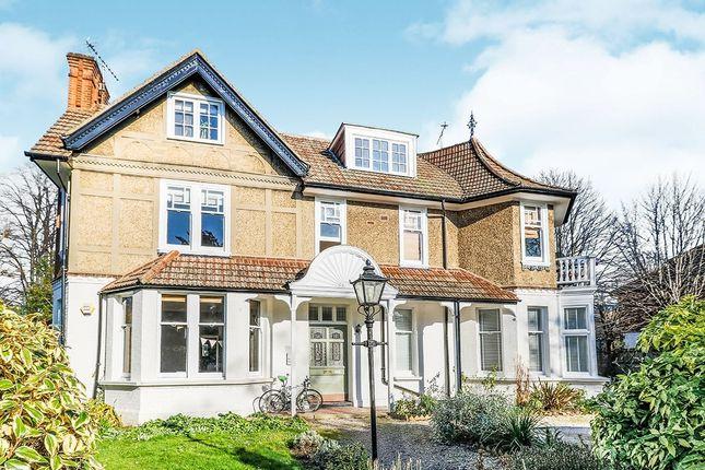 Thumbnail Flat for sale in Swallowfields House, 34 Lovelace Gardens, Surbiton