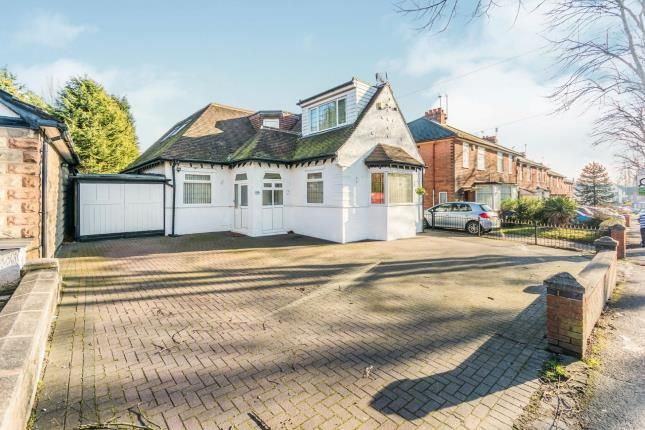 Thumbnail Detached house for sale in Dudley Park Road, Acocks Green, Birmingham, West Midlands
