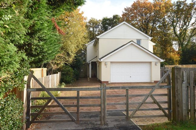 Thumbnail Detached house for sale in Ashburton Road, Bovey Tracey, Newton Abbot