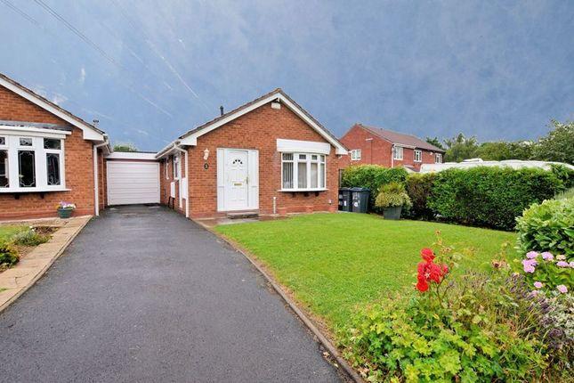 Thumbnail Detached bungalow for sale in Nailers Close, Birmingham