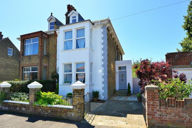 Thumbnail Semi-detached house for sale in Cowper Road, Deal
