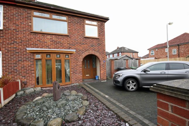 Thumbnail Detached house for sale in Coronation Road, Lydiate, Liverpool