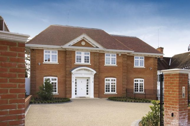 Thumbnail Detached house for sale in Hendon Avenue, Finchley N3,