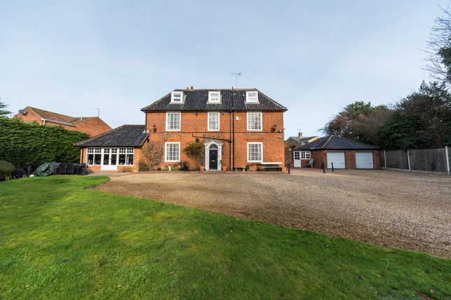 Thumbnail Detached house for sale in Yarmouth Road, Lowestoft