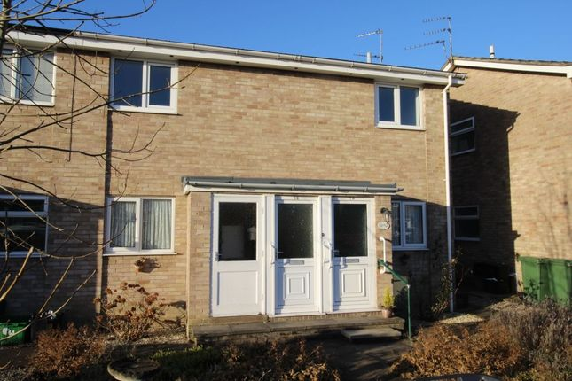 Thumbnail Flat to rent in Heslin Close, Haxby, York