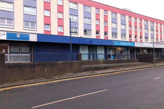 Retail premises to let in 1620, Paisley Road West, Glasgow