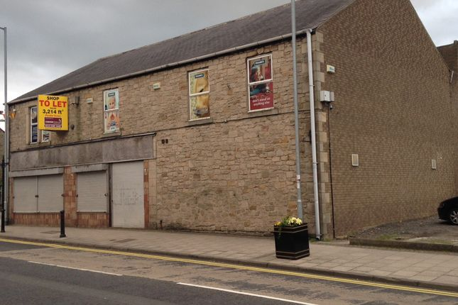 Thumbnail Retail premises for sale in Front Street, Prudhoe