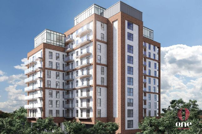 Thumbnail Flat for sale in One New Malden, New Malden