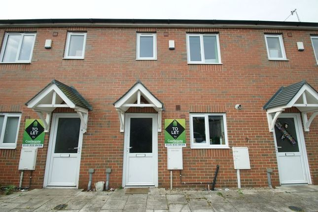 Thumbnail Terraced house to rent in Muriel Gardens, Bulwell, Nottingham