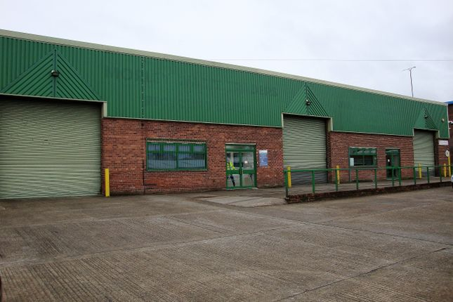 Thumbnail Warehouse for sale in Gelderd Road, Leeds