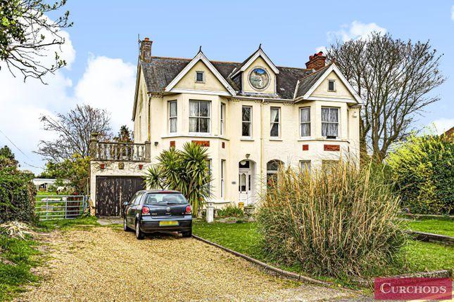 Thumbnail Semi-detached house for sale in Thameside, Chertsey Bridge, Chertsey