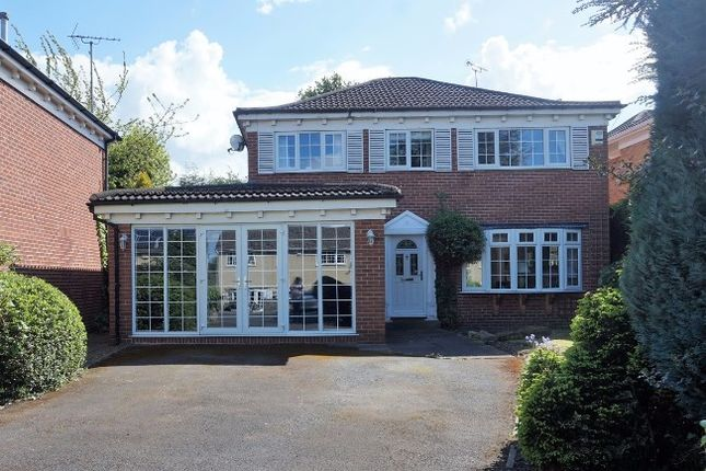 Thumbnail Detached house for sale in Walton Station Lane, Wakefield