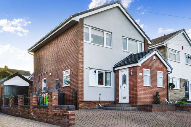 Thumbnail Detached house for sale in Knype Way, Knypersley